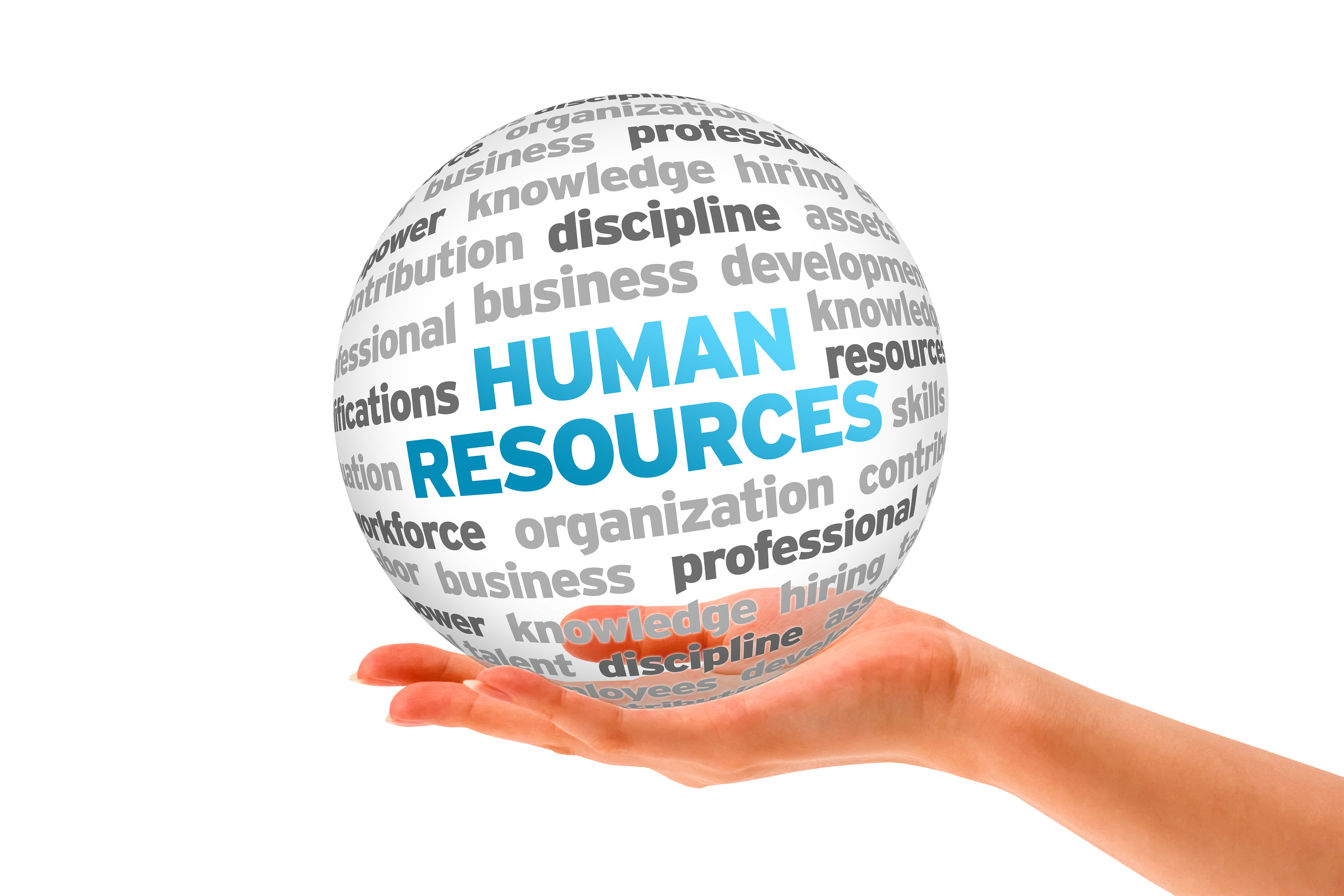 Human Resources list of general subjects in college
