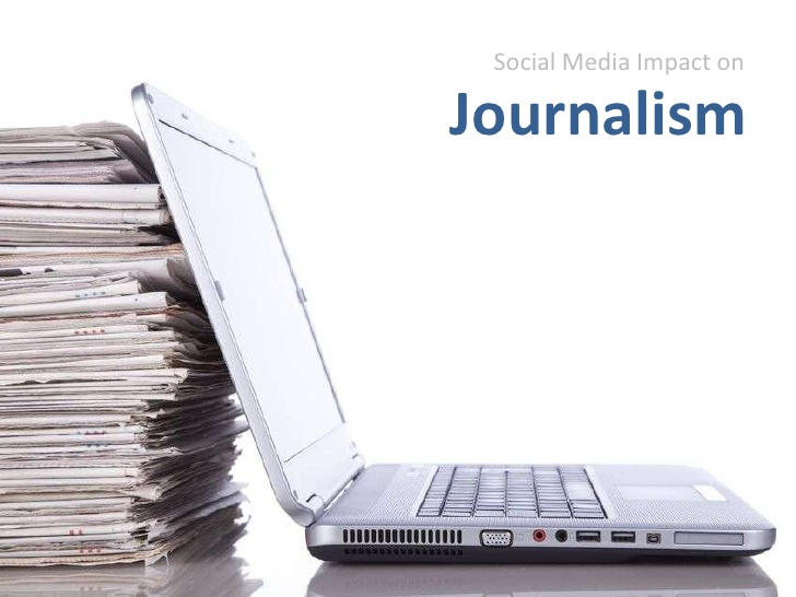 The Impact Of Social Media On News and Journalism [Infographic]
